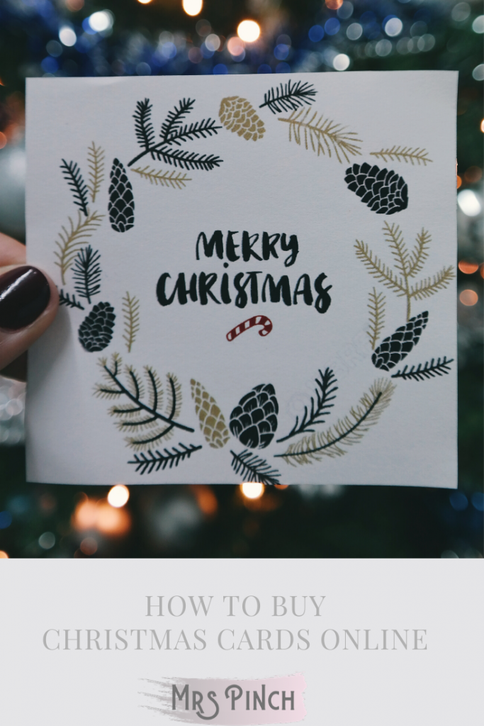 How To Christmas Cards Online Mrs