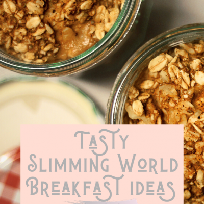 Tasty Slimming World Breakfast Ideas