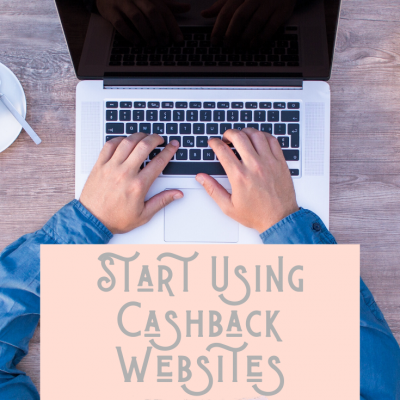 Start Using Cashback Websites