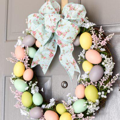 Easter Wreath Ideas for Easter Decor
