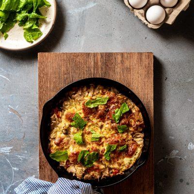 The Best Frittata Recipe