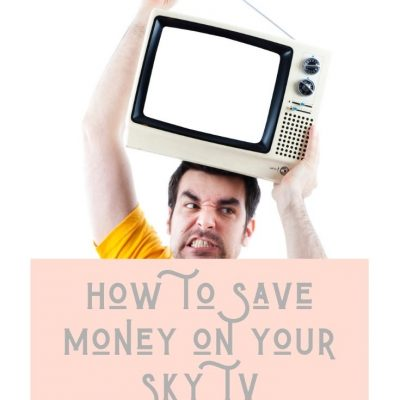 Save Money On Your Sky TV Channels